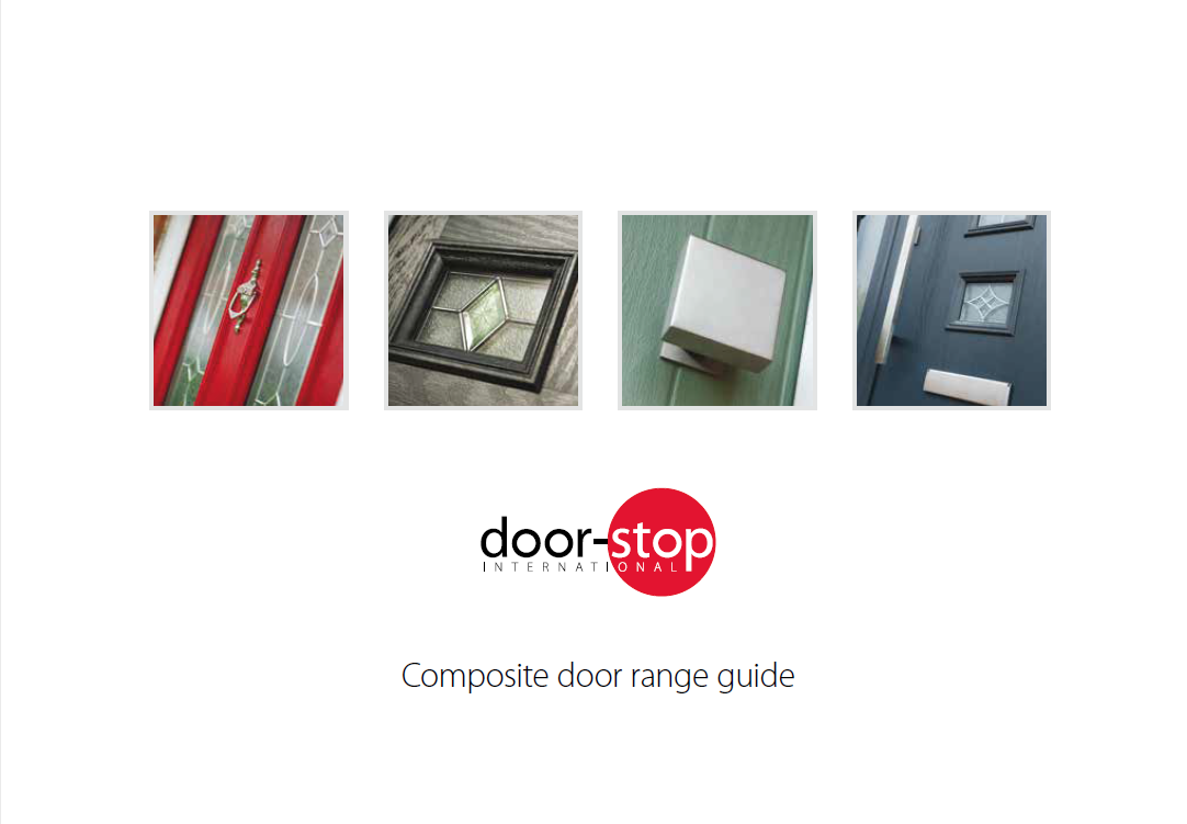 Door-Stop Composite Door Brocchure