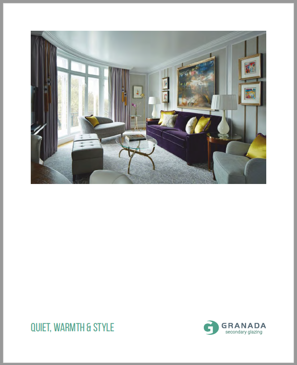 Granada Secondary Glazing Brochure