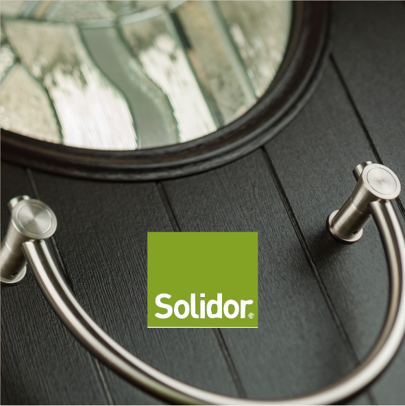 Solidor Solid Timber Core Premium Composite Doors