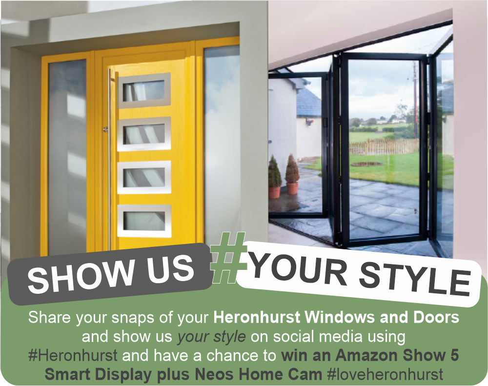 #Showusyourstyle Win an Amazon Show 5 Smart Display with Neos Home Cam