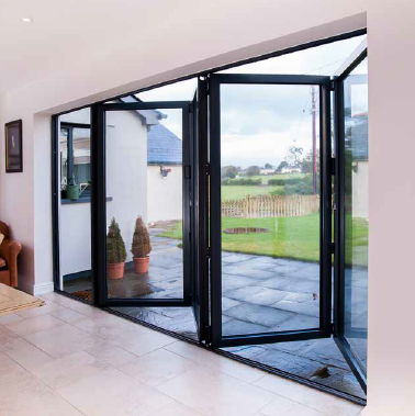 Re-Al Aluminium Doors