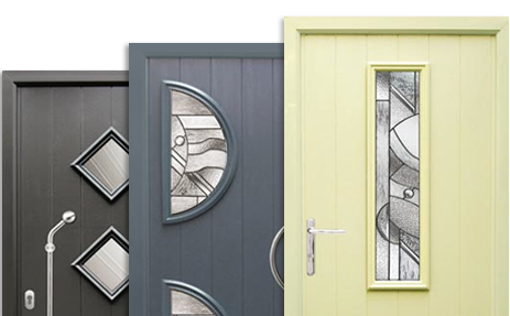 Solidor Solid Timber Core Composite Doors