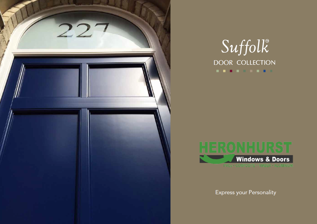 Suffolk Door Collection Brochure