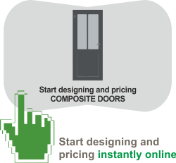 Instant Composite Door Designer and Pricing Quoter