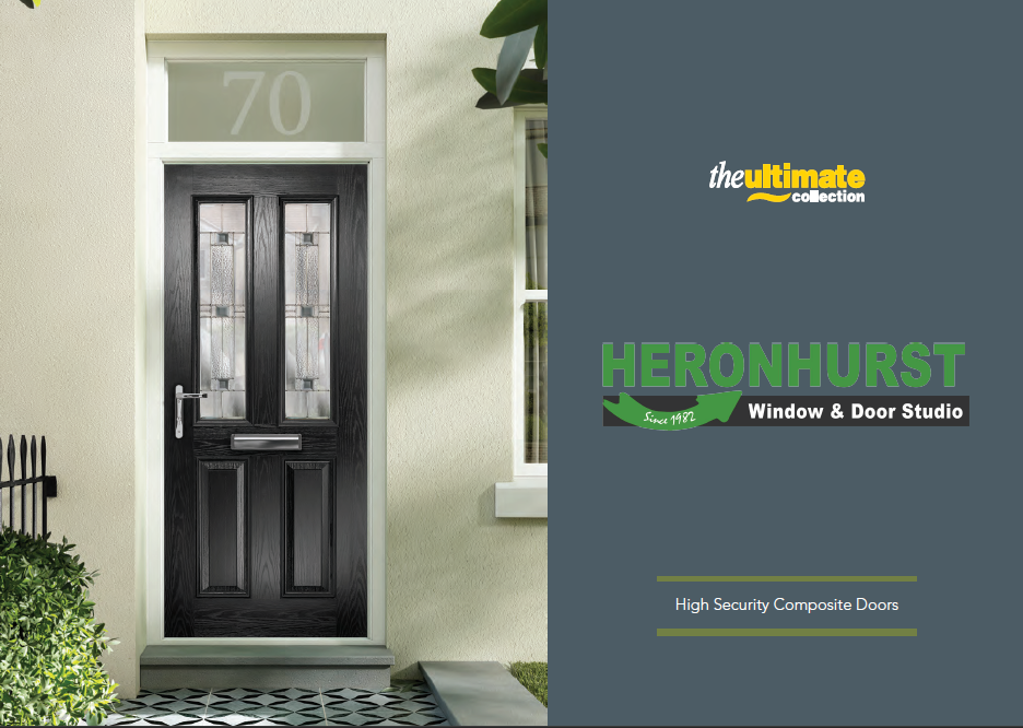 The Ultimate Composite Door Brochure Download