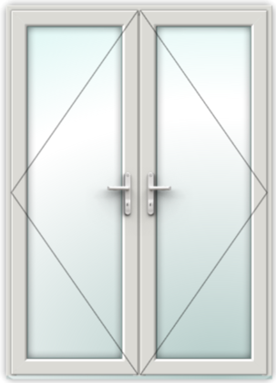 PVCu French Door