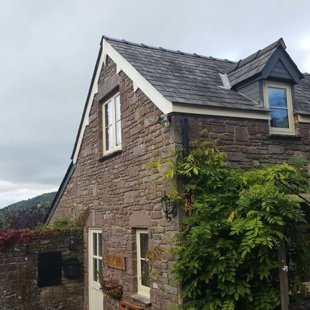 Bereco Contempoary Timber Casements Brecon