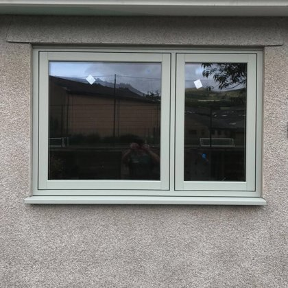 Flush Casement Windows for the Singals of Crickhowell