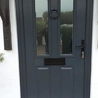 The Yardleys Chepstow - Anthracite Grey Solidor