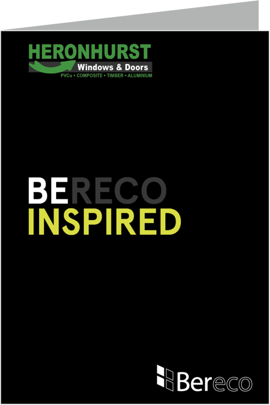 Bereco Engineered Timber Windows and Doors Brochure