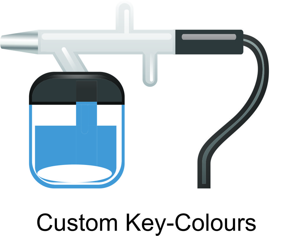 Key-Colours Bespoke Colours for Windows and Doors