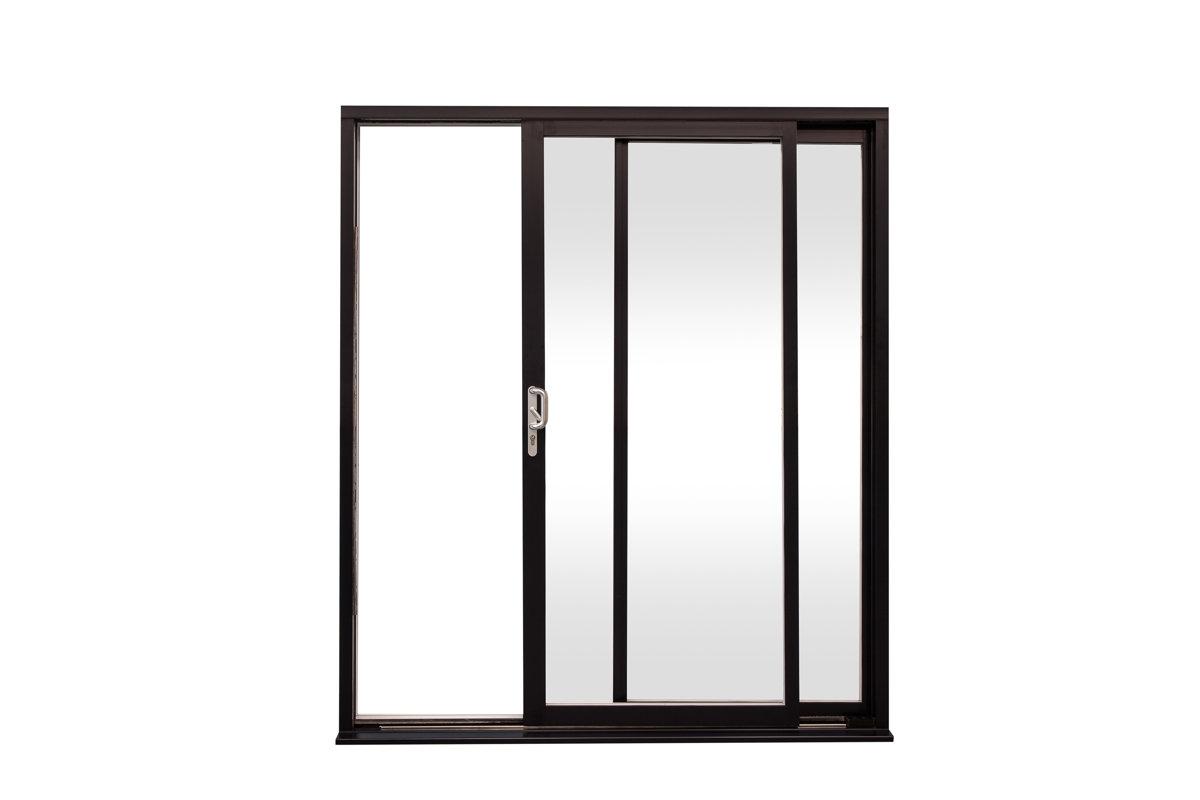 Heronhurst Windows And Doors Visifold Sliding Patio Doors In