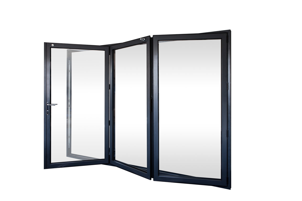 Re-AL Bi-Folding Sliding Doors