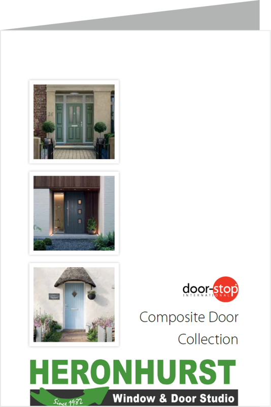 Door-Stop Composite Door Brochure