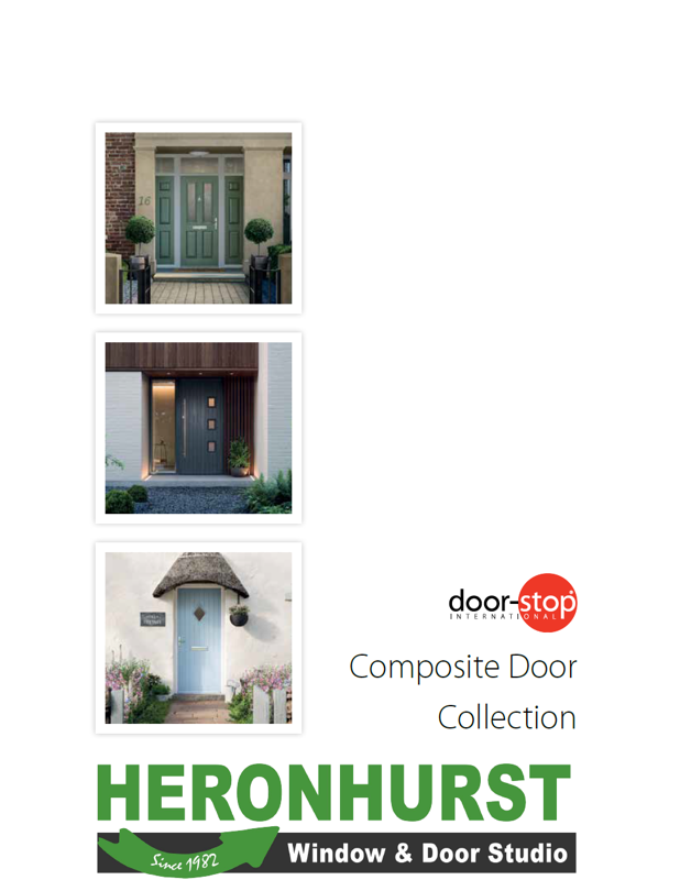 Door-Stop Composite Door Brochure 2018