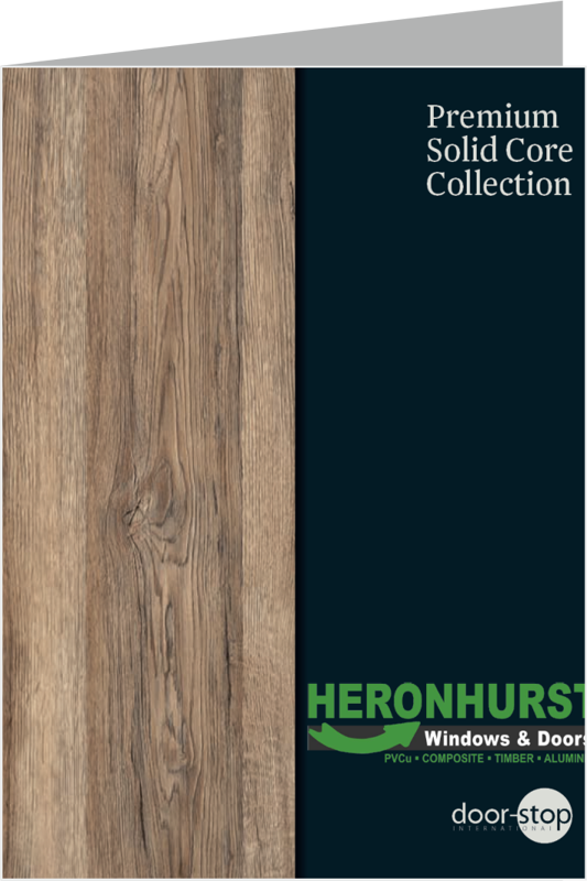 Door-Stop Solid Timber Core Composite Door Brochure