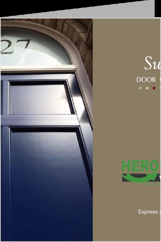 Heritage Door Brochure