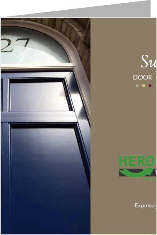 Suffolk Heritage PVCu Door Brochure