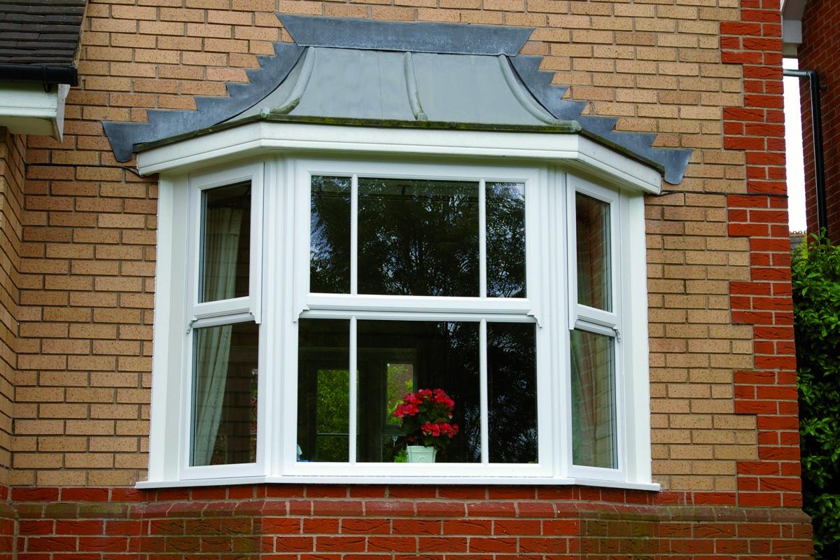 Duraflex Windows in PVCu - Lipped Storm Casement