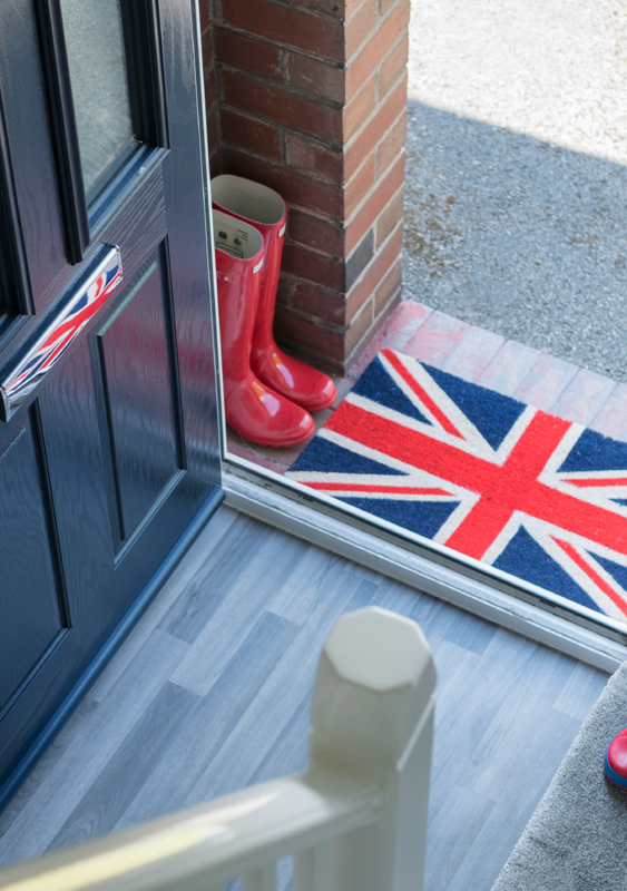 Residor - the Secure Composite Door from Solidor