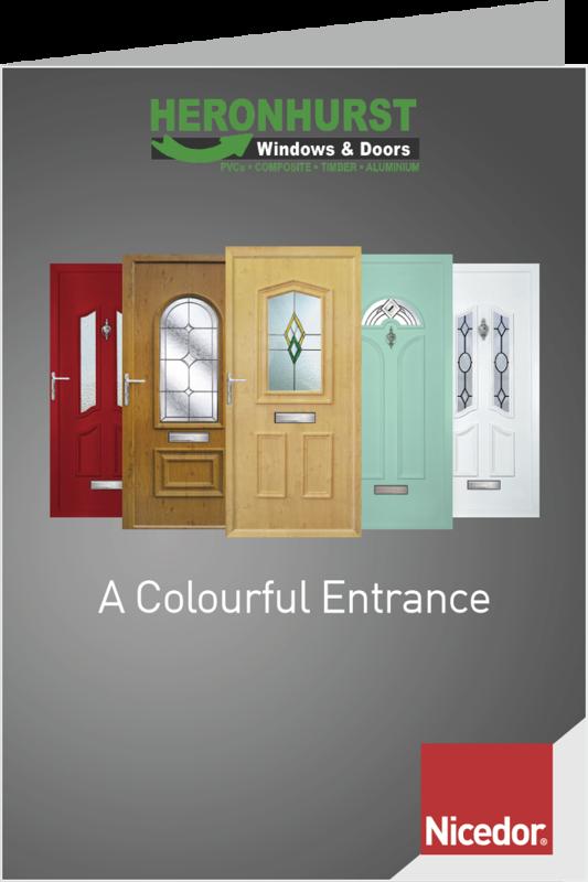 Nice Door Panel PVCu Brochure