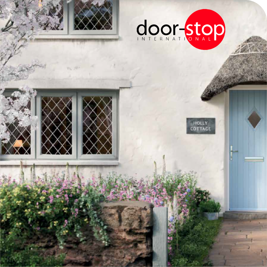 Door-Stop Composite Doors - the widest choice, design and price online