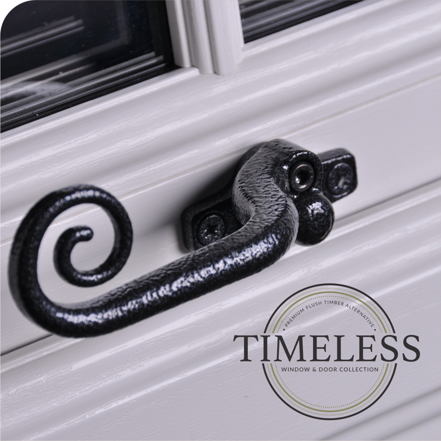 Timeless Heritage Flush Casement Windows - like Real Timber with TimberWeld