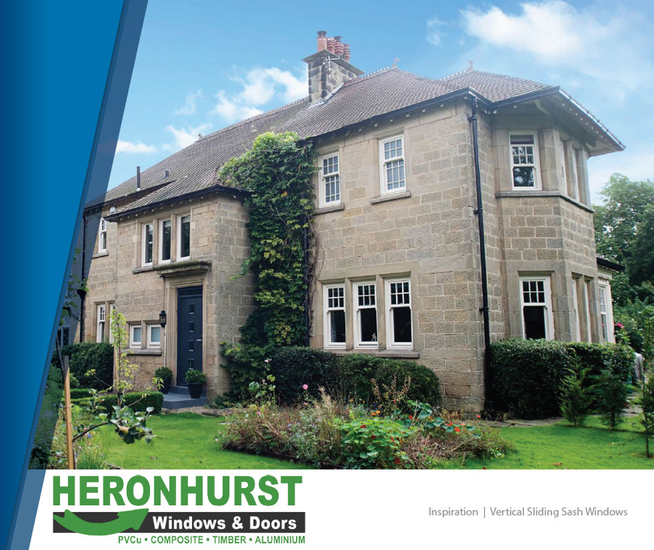 HERONHURST Vertical Sliding Sash Window Brochure