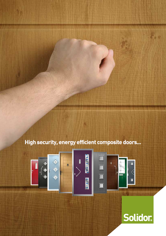 Solidor Solid Timber Core Composite Door Brochure
