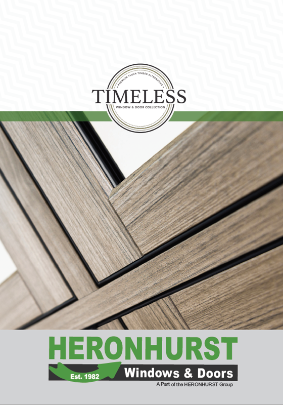 Timeless Flush Casement Window Brochure