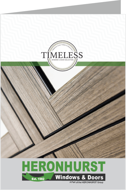 Timeless Heritage Flush Casement Window Brochure PVCu