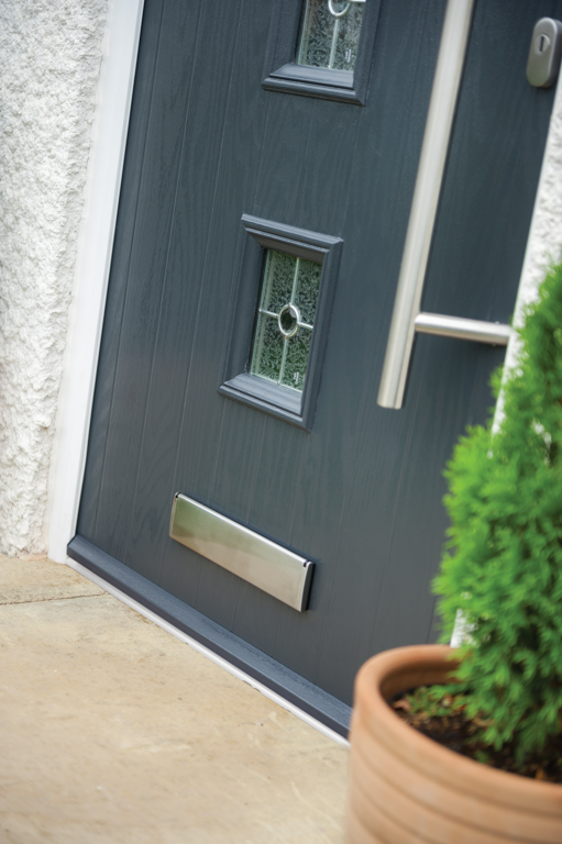 Door-Stop Composite Doors
