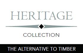 Heritage Timber-look Windows