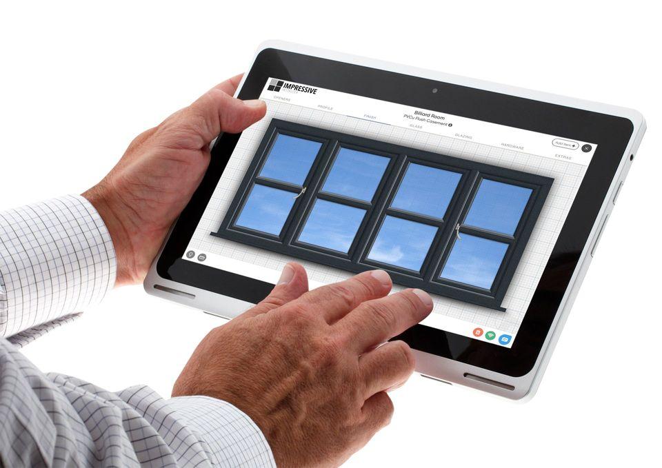 Design your Windows and Doors Online Live