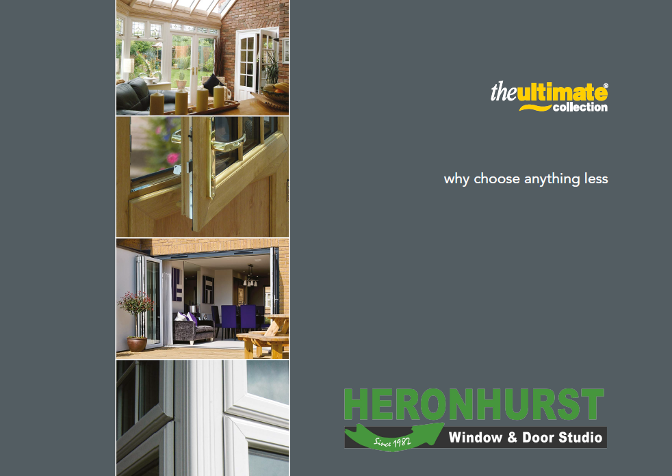 Download the Ultimate Window and Door Collection Brochure