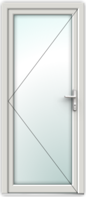Engineered Timber Residential Door