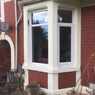 The Gentles in Lydney - Duraflex PVCu Bay Window