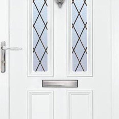 Canterbury Door Panel