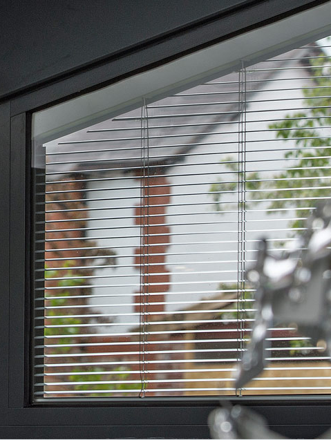 Blinds In Glass Integral Blinds Double Glazing From Heronhurst Windows Abergavenny