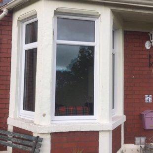 The Gentles in Lydney - Duraflex PVCu Bay Window