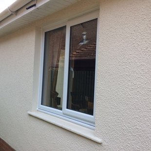 Duraflex PVCu Smooth White