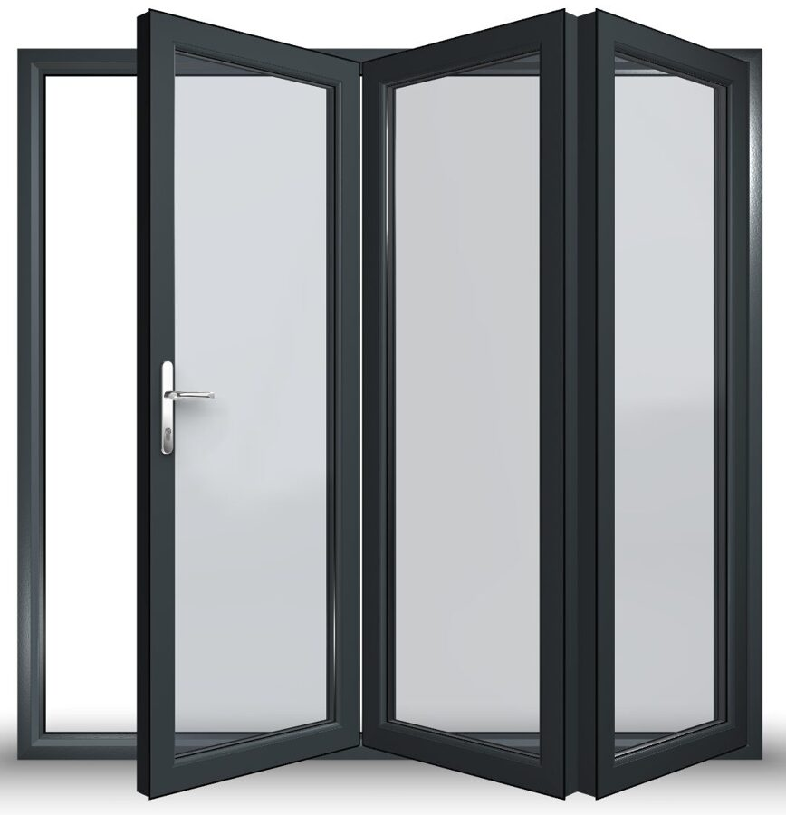 Bi-Fold and Slide Aluminium Doors