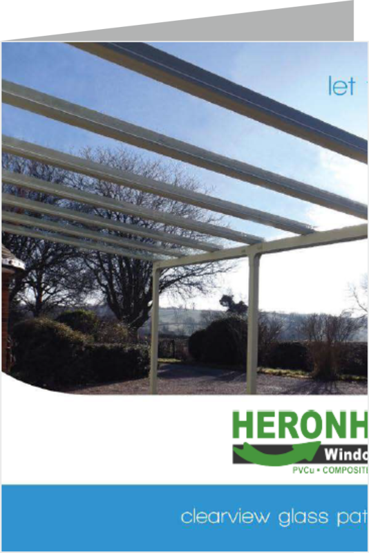 Clearview Glazed Canopies Brochure