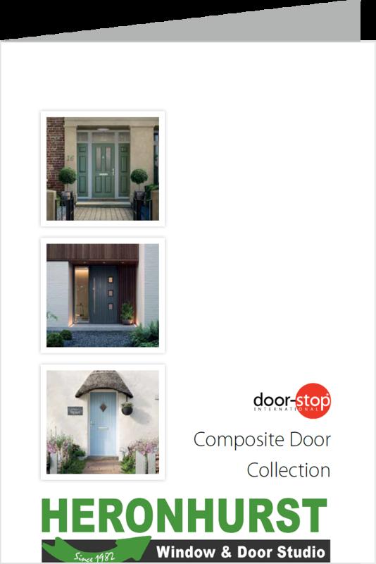 Door-Stop Composite Door Brochure
