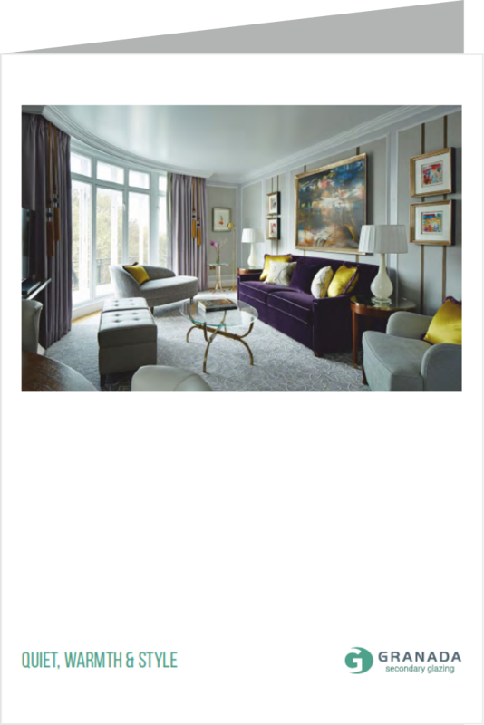Granada Secondary Glazing Brochure