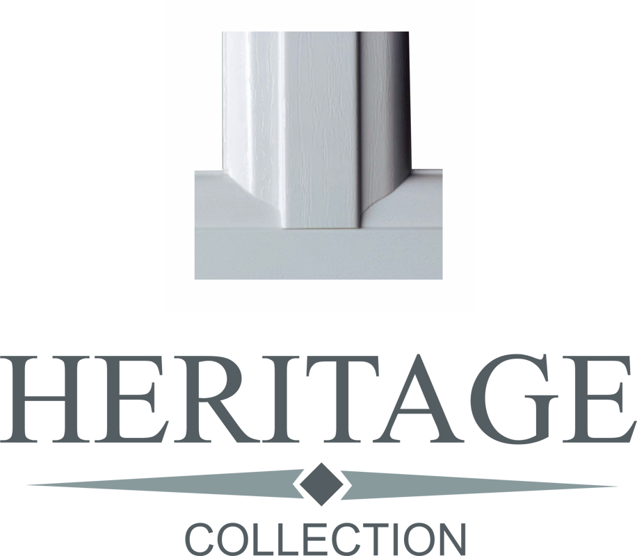 Heritage Flush Casement Windows in PVCu