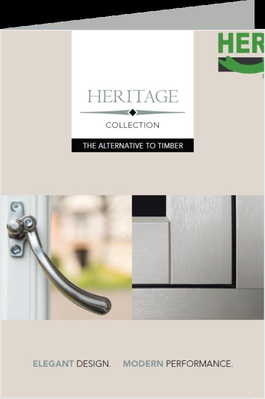 Heritage Flush Casement Window and Door Brochure