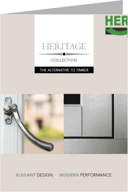 Heritage Flush Casement Window and Door Brochure