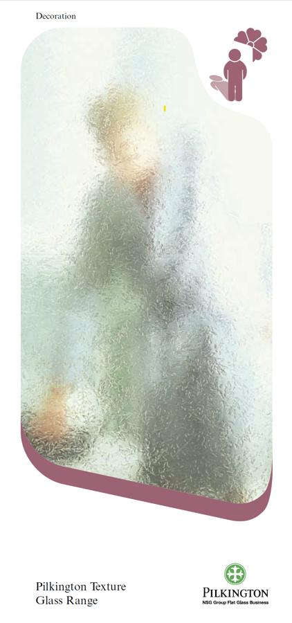 Pilkington Obscure Glass Brochure