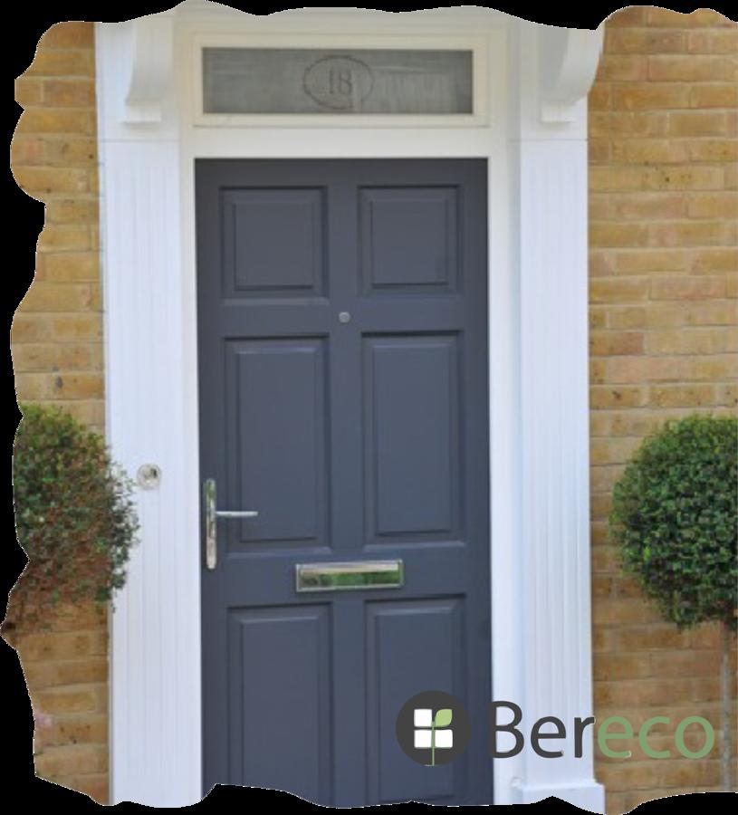Bereco Real Timber Engineered Windows and Doors